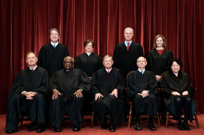 Supreme Court to hear cases on political donations, obscene cheerleader post