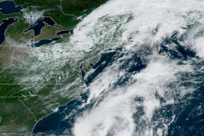 Tropical Storm Bill becomes 2nd named system of Atlantic hurricane season