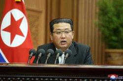 Kim Jong Un will restore hotline to South Korea; slams U.S. 'hostile policy'
