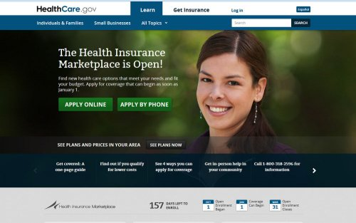 Healthcare.gov hit by glitches on final day of enrollment [UPDATE]
