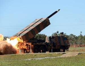 New rocket artillery system for Brazil