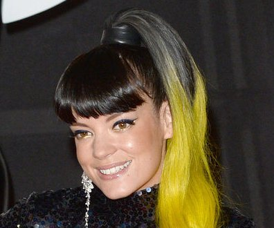 Lily Allen declares Ebola charity single 'a bit smug'