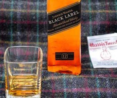 Scottish university creates whisky-scented fabric