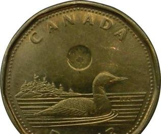 Canadian dollar sinks below 80 U.S. cents