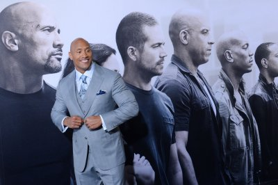 'Furious 7' is North America's No. 1 movie for a second weekend