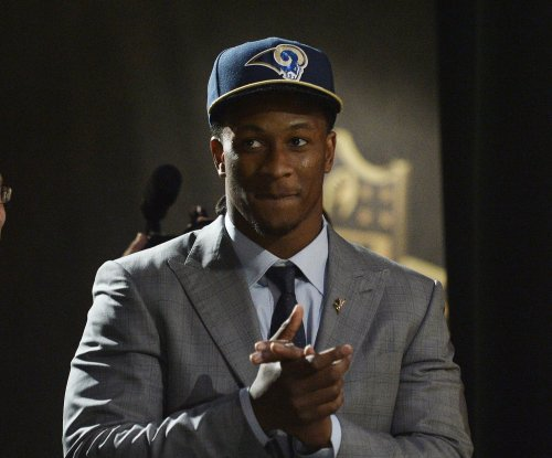 St. Louis Rams sign Gurley, 2015 draft class