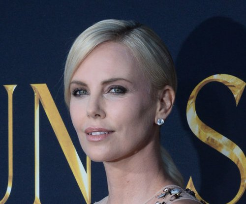 Charlize Theron hosts baby shower for Emily Blunt