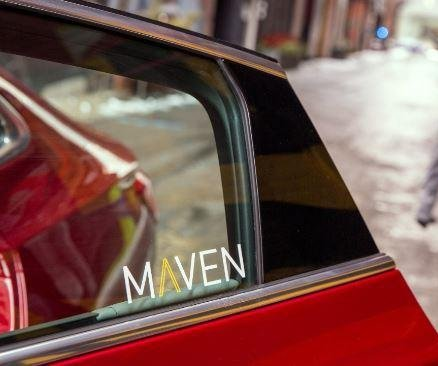 Rent a car by the hour: Maven comes to San Francisco
