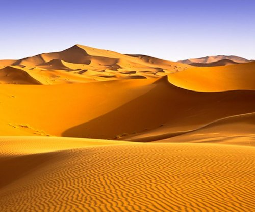 How did the Sahara Desert get so dry?
