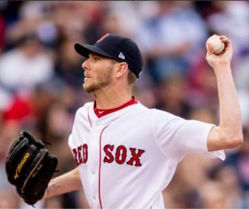 Chris Sale prevails against Tampa Bay Rays for first win with Boston Red Sox