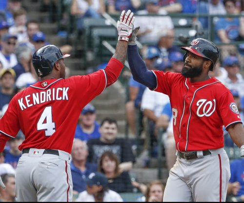 Washington Nationals roll to easy win over San Diego Padres