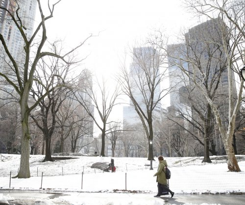 NYC sees heaviest April snowfall in 36 years