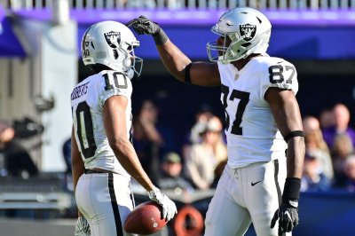 New Orleans Saints to sign former Oakland Raiders TE Jared Cook