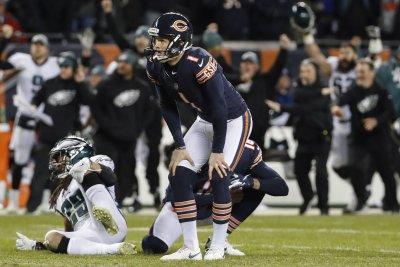 Chicago Bears to trade for Oakland Raiders kicker Eddy Pineiro