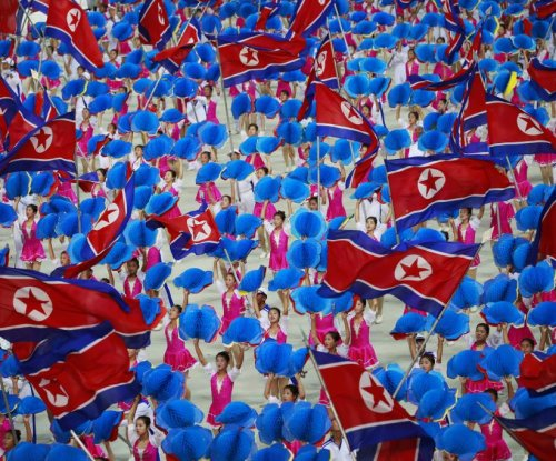 North Korea resumes Mass Games ahead of Xi Jinping visit, report says