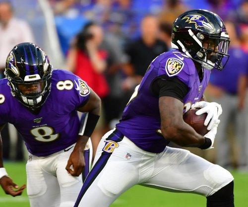 Ravens QB Lamar Jackson has electrifying run vs. Packers