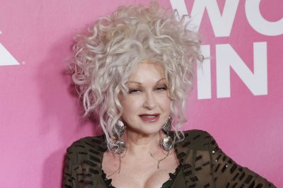 Cyndi Lauper bringing annual holiday benefit concert to Los Angeles