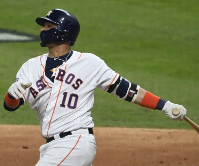 ALCS: Yuli Gurriel puts Astros ahead of Yankees with 3-run bomb