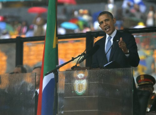 Nelson Mandela's life, legacy remembered at memorial service
