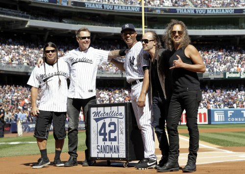Metallica seeks purpose after Mariano Rivera retirement in 'SportsCenter' ad