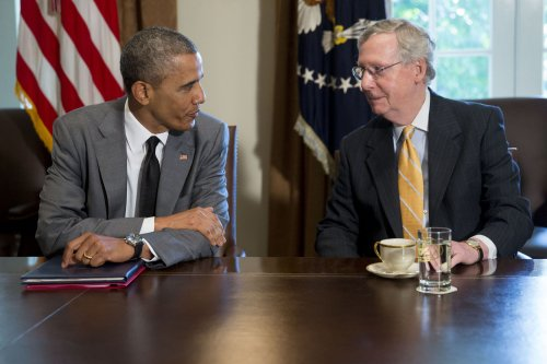 Mitch McConnell: 'Bourbon summit' with President Obama will occur