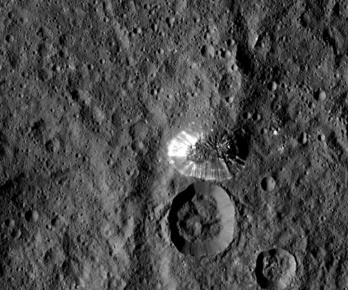 NASA release closest-yet views of Ceres