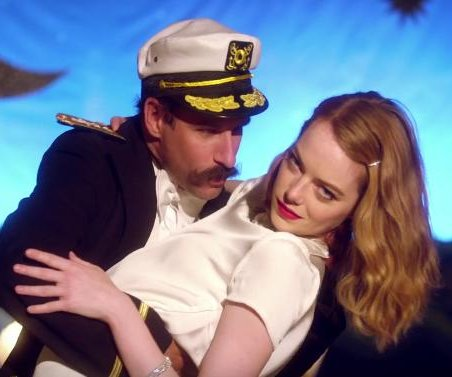 Emma Stone stars in Will Butler's 'Anna' music video