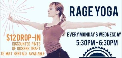 Calgary Woman Offers Expletive Filled Rage Yoga Classes Upi Com