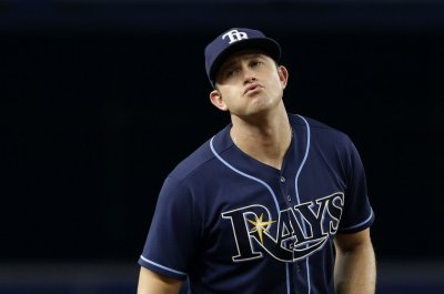 Slumping Mikie Mahtook lifts Tampa Bay Rays over Boston Red Sox
