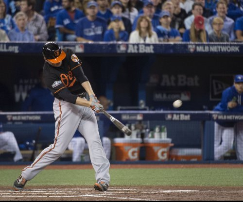"Oakland Athletics ""have reached out"" to slugger Mark Trumbo"