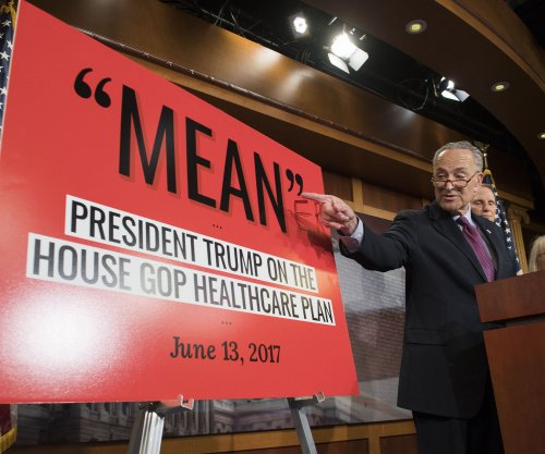 Senate unveils health bill sharply cutting Medicaid