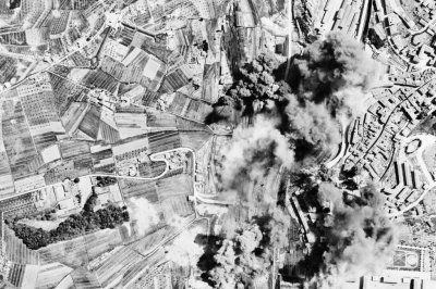 WWII bombs sent shockwaves to the edge of space