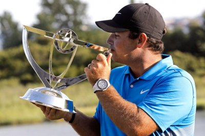 U.S. golfer Patrick Reed wins $1.7M prize at Northern Trust