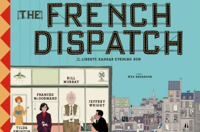 Wes Anderson's 'French Dispatch' gets poster ahead of trailer