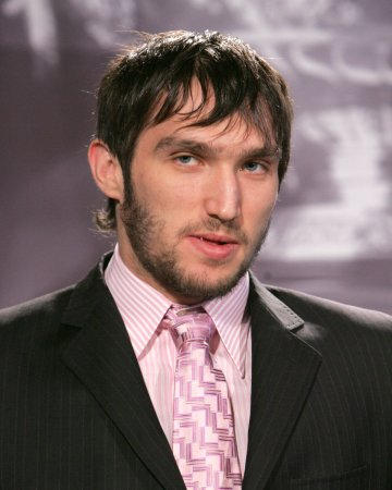 Ovechkin named hockey's MVP