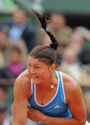 Safina again dominant at Slovenia Open