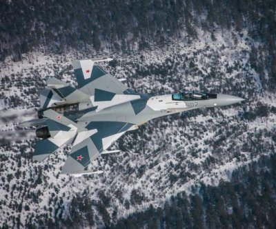 Updated communications systems for China's Su-35 fighters