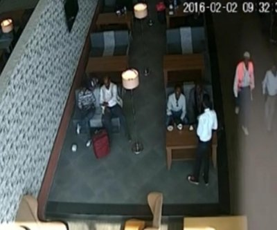 Video shows airport workers were part of Somalia bombing
