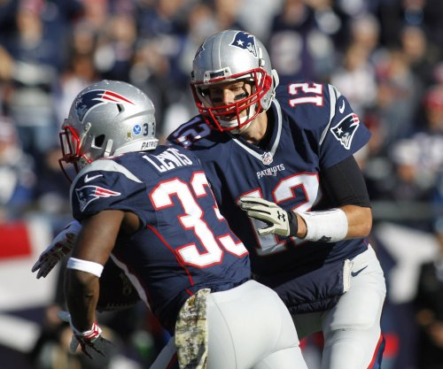 New England Patriots RB Dion Lewis may need another knee surgery