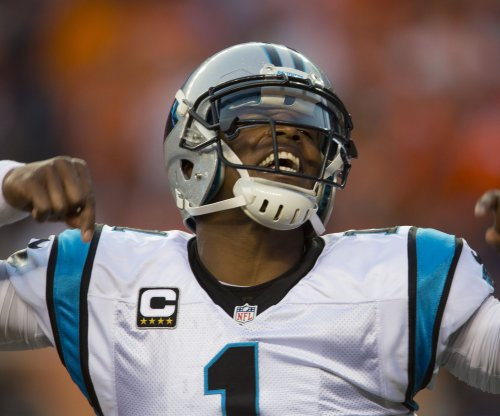 Carolina Panthers' Cam Newton breaks two records