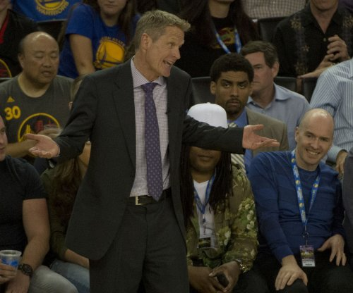 Tantrum costs Golden State Warriors coach Steve Kerr $25,000