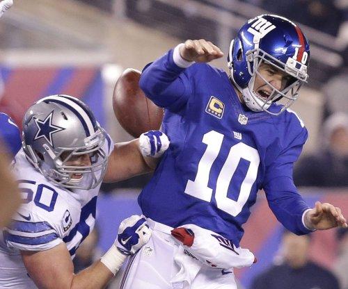 Giants, Cowboys set for Sunday Night Football opener