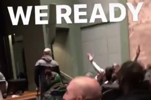 Philadelphia Eagles have dance party before NFC Championship
