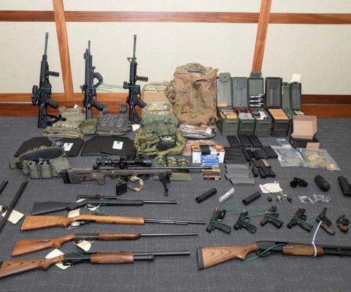 Coast Guard lieutenant suspected of plotting terror attack detained