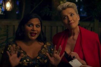 'Late Night': Mindy Kaling shakes up Emma Thompson's talk show in first trailer