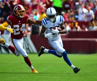 Indianapolis Colts WR T.Y. Hilton aggravates quad injury