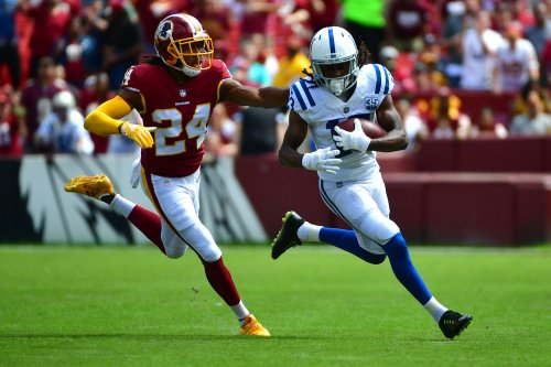 Indianapolis Colts WR T.Y. Hilton aggravates quad injury