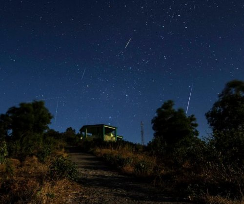 Last major meteor shower of 2020 to sparkle in weekend sky