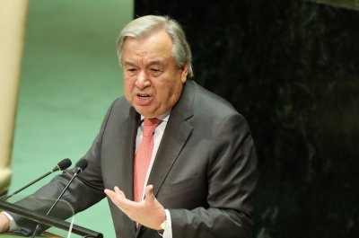 U.N. chief calls for wealth tax as pandemic worsens global inequalities