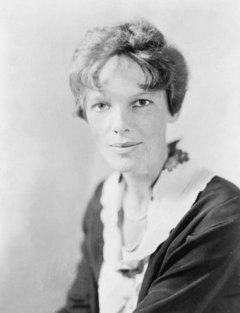 Are island bones those of Amelia Earhart?